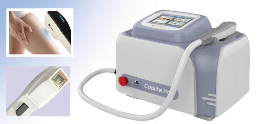 COOLITE PRO - Diodenlaser 810nm für die dauerhafte Haarentfernung
