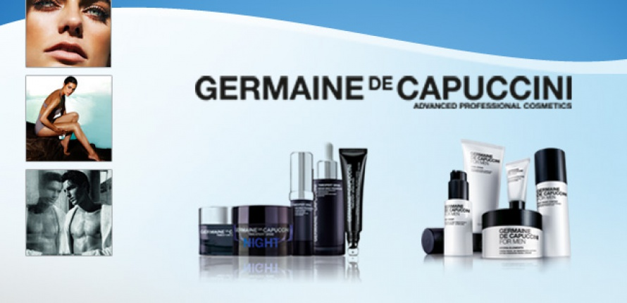 GERMAINE DE CAPUCCINI Professional Skin Care