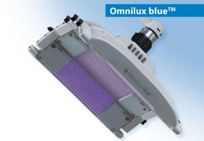 OMNILUX BLUE